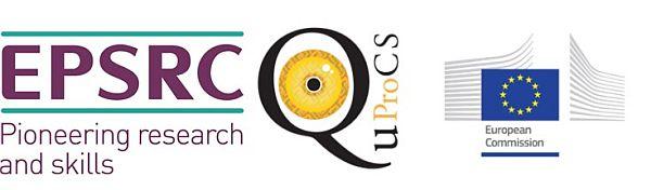 EPSRC QuProCS Logos